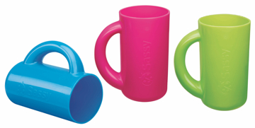 Sassy Soft Touch Rinse Cups