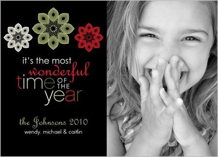 Shutterfly Christmas Card