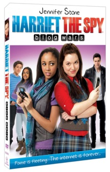 Harriet the Spy: Blog Wars dvd