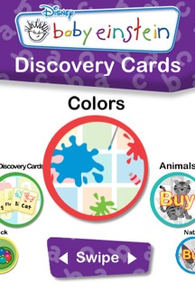 My Baby Einstein Discovery Cards