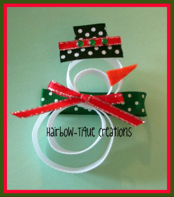 Hairbow-tique Holidays 2010