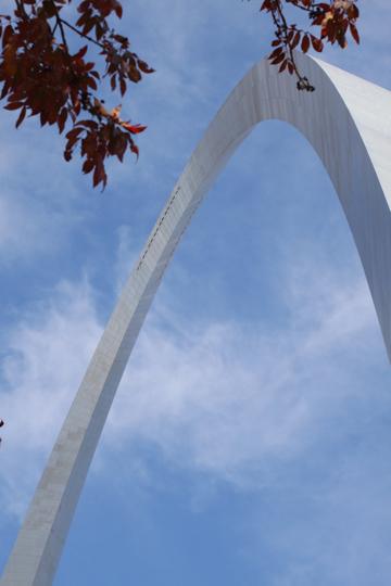 St. Louis trip 2010