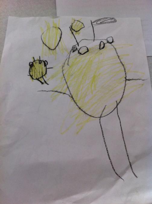 Zoe's drawing