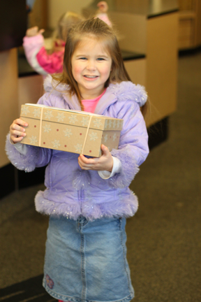 Operation Christmas Child - The UPS Store