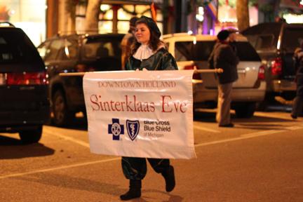 Sinterklaas Eve Parade