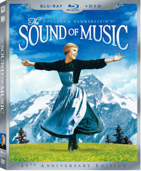 The Sound of Music 45th Anniversary dvd