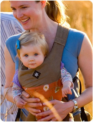 Belle Baby Carrier