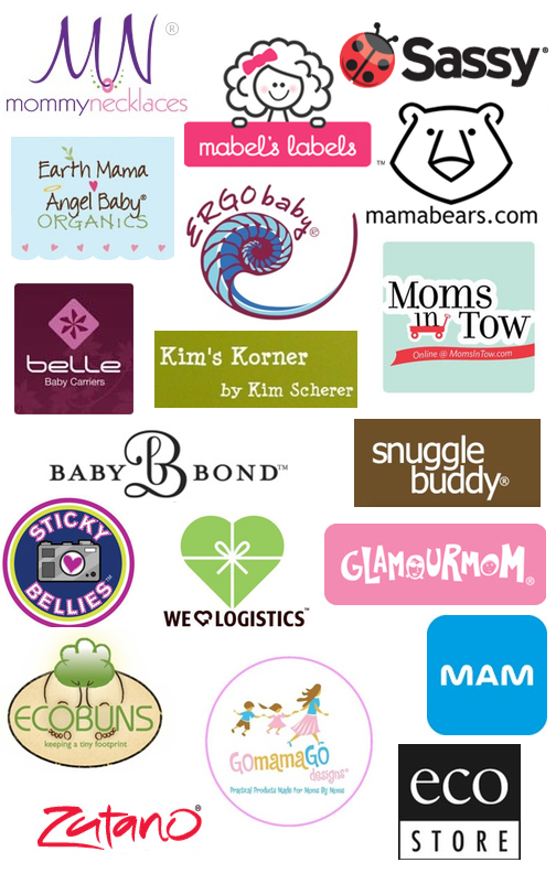 """Ready for Baby"" Virtual Baby Shower Sponsors"