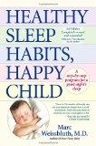 Healthy Sleep Habits, Happy Child book