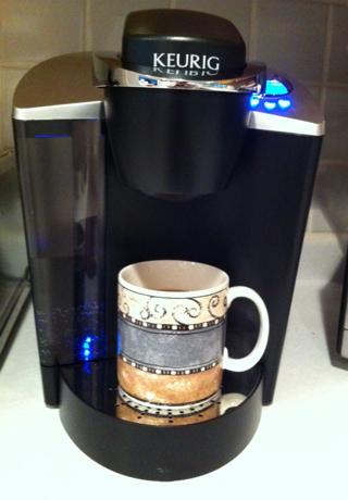 Keurig Single Shot Coffee Maker