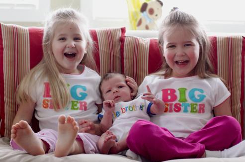 Siblings - Zoe, Talon, Abbi