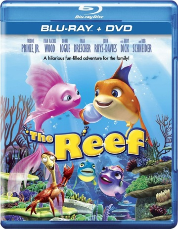The Reef on Blu-Ray/DVD Combo