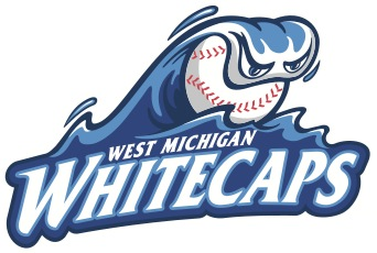 West Michigan Whitecaps Logo