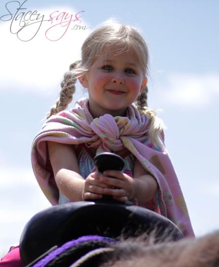 Cowgirl. Superhero. Babygirl.