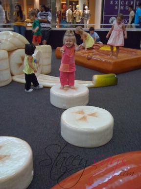 Woodland Mall play area