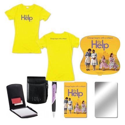 The Help giveaway prize