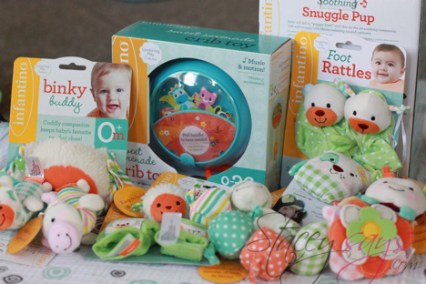 Infantino Infant Toys