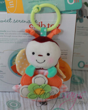 Infantino Sweet Bee