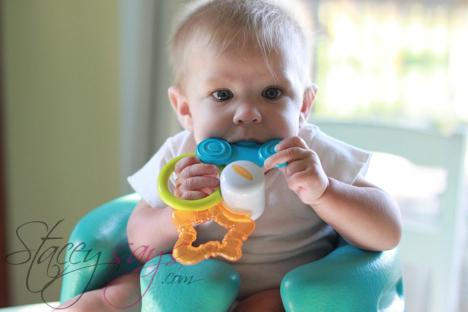 Infantino All Around 1-2-3 Teether