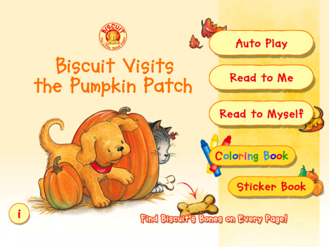 Biscuit Visits the Pumpkin Patch ebook