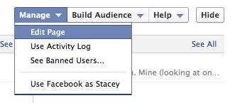 Personalizing Facebook