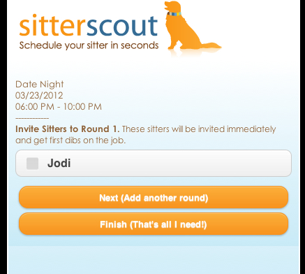 Sitter Scout