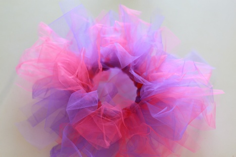 Make your own doll tutu