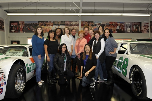 2012 NASCAR Charlotte